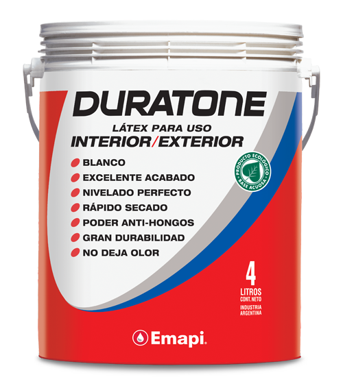 DURATONE INTERIOR EXTERIOR LATEX