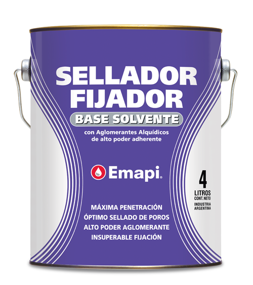 SELLADOR FIJADOR - SEALER - SOLVENT BASED