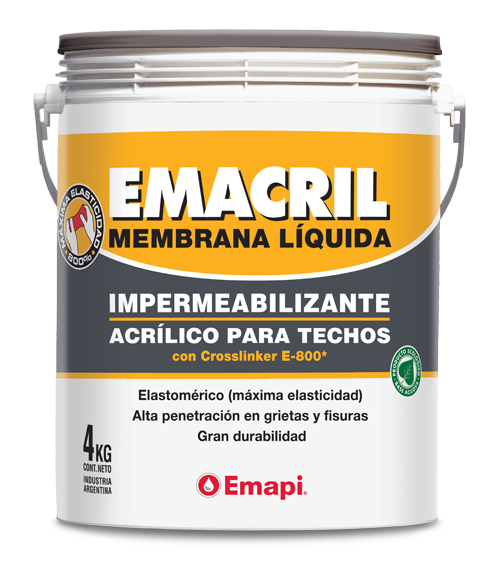 EMACRIL - WATERPROOF COATING