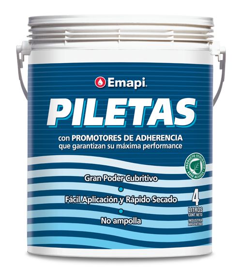 PILETAS - SWIMMING POOL PAINT