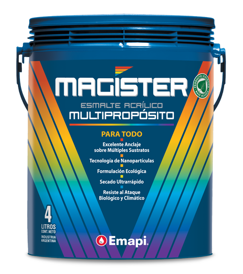 MAGISTER - MULTIPURPOSE ENAMEL