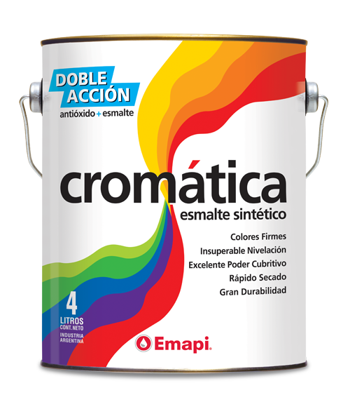 CROMATICA - SYNTHETIC ENAMEL