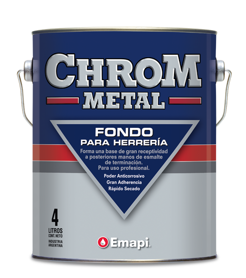 CHROM METAL - PRIMER FOR FERROUS METAL