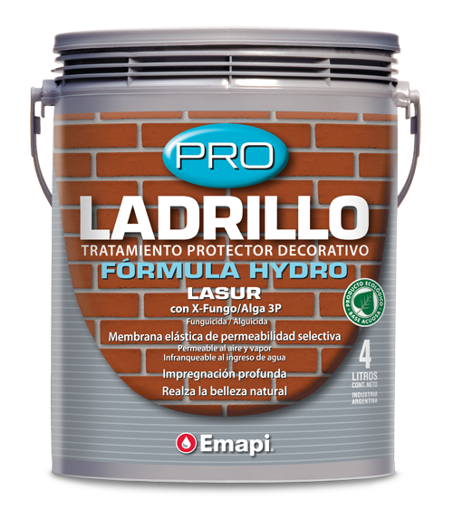 PRO LADRILLO - HYDRO BRICK TREATMENT
